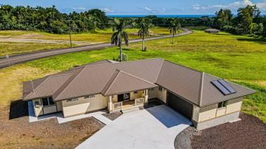 Ola Hou home on big island