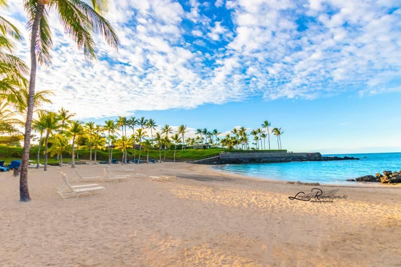 Mauna Lani Beach Club big island