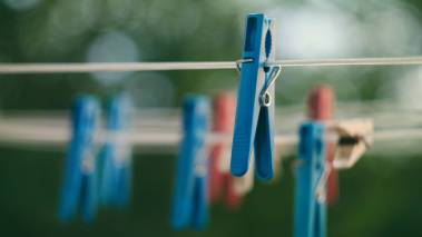 clothesline in Hawaii
