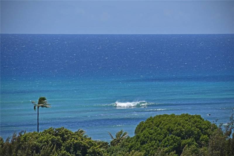 view of ocean at waikiki