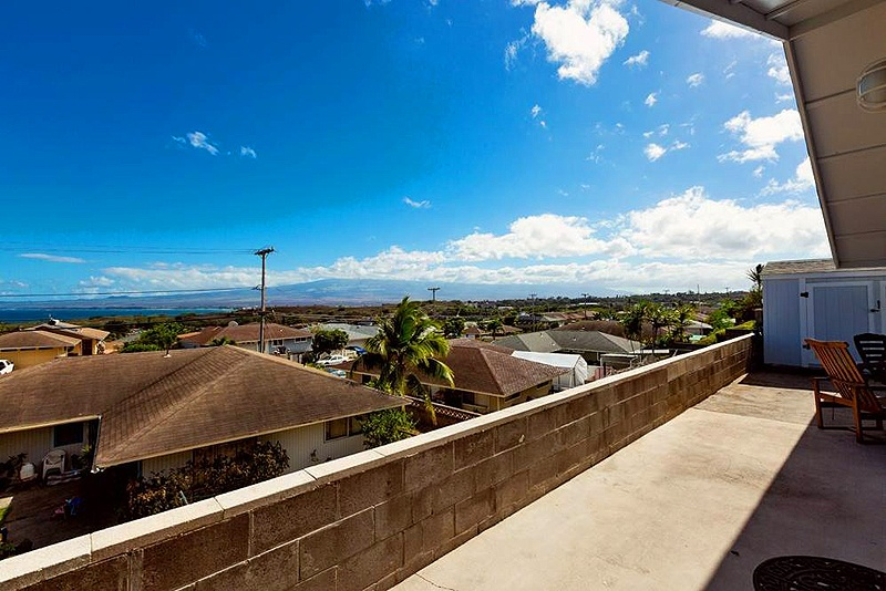 ocean views from maui home for sale