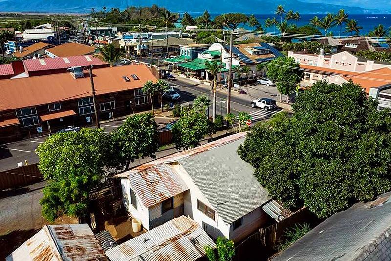 rare home in paia maui for sale
