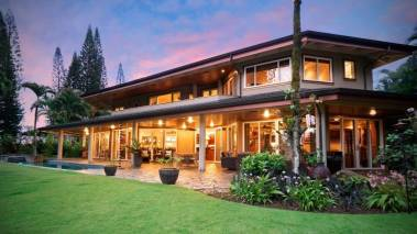 princeville kauai home for sale