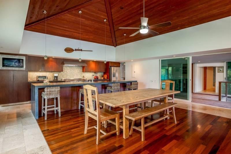 designer kauai north shore home for sale