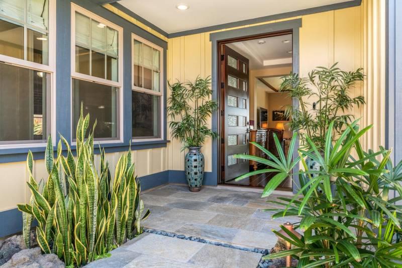 sustainable living at Holua Kai at Keauhou