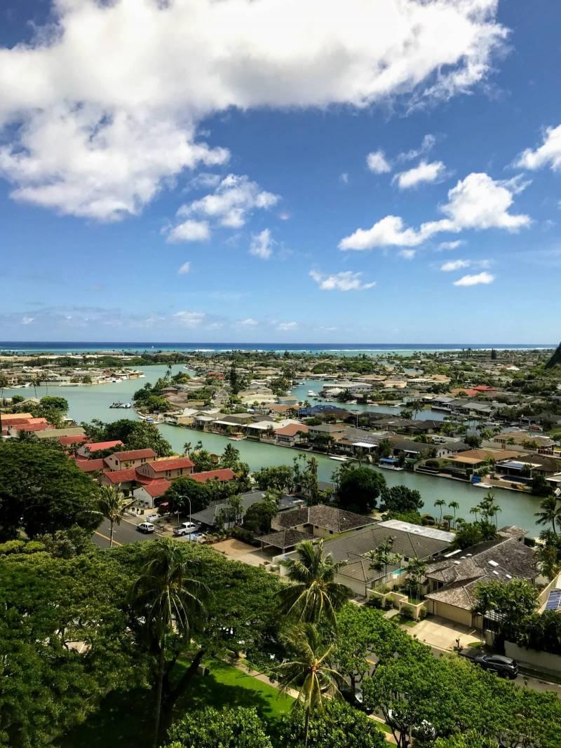 mauna luan neighborhood hawaii kai oahu
