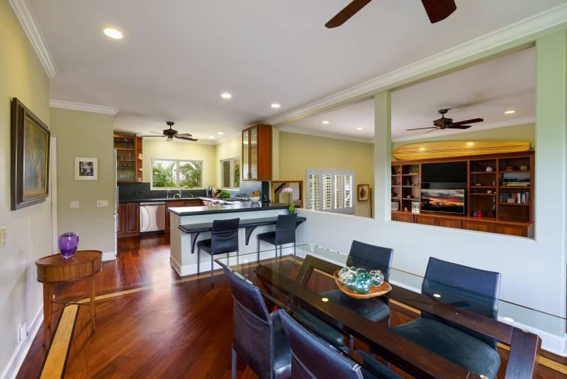 modern kauai home for sale in wailua homesteads