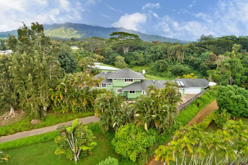 home for sale at wailua homesteads