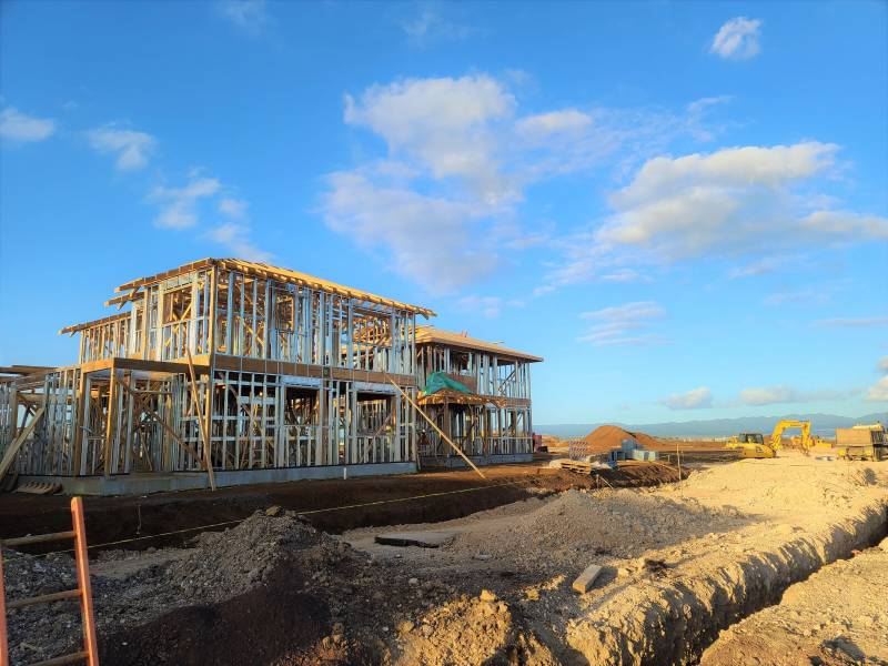 lehua new home development ewa beach