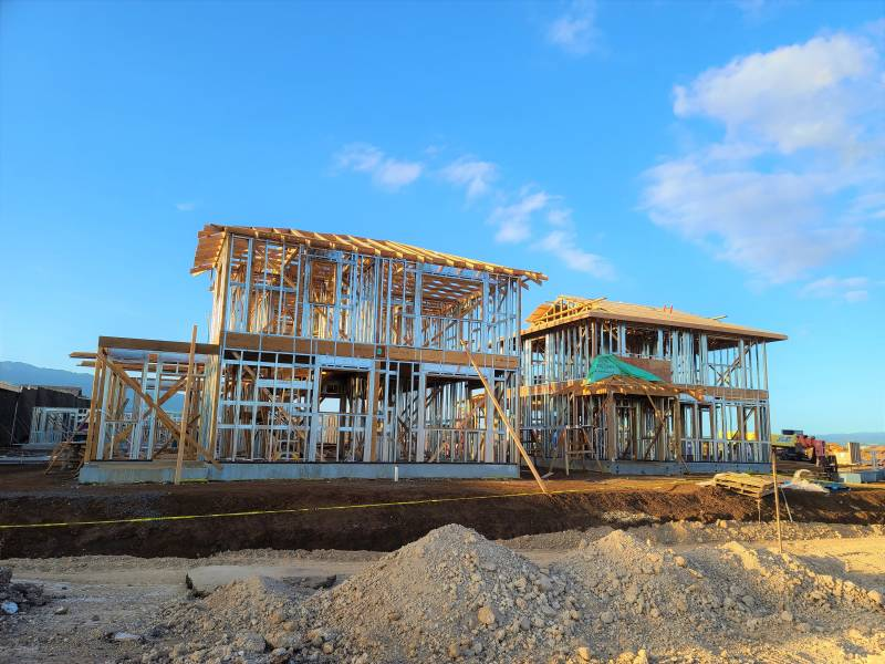Lehua construction ewa beach oahu