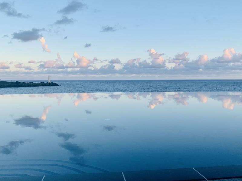 oceanfront pool timbers kauai