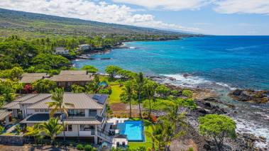 oceanfront big island home for sale