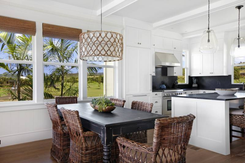 smart home kitchen on kauai