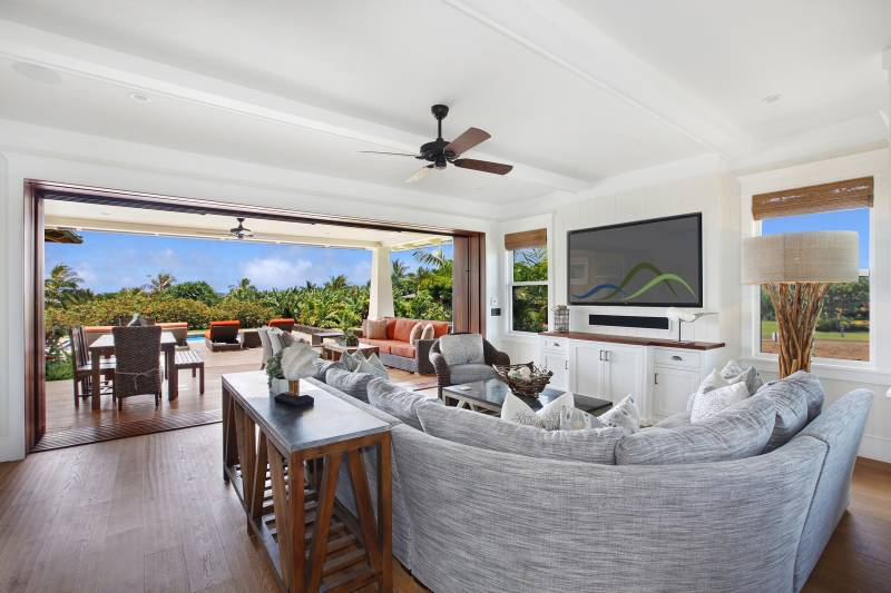 smart home in kukuiula