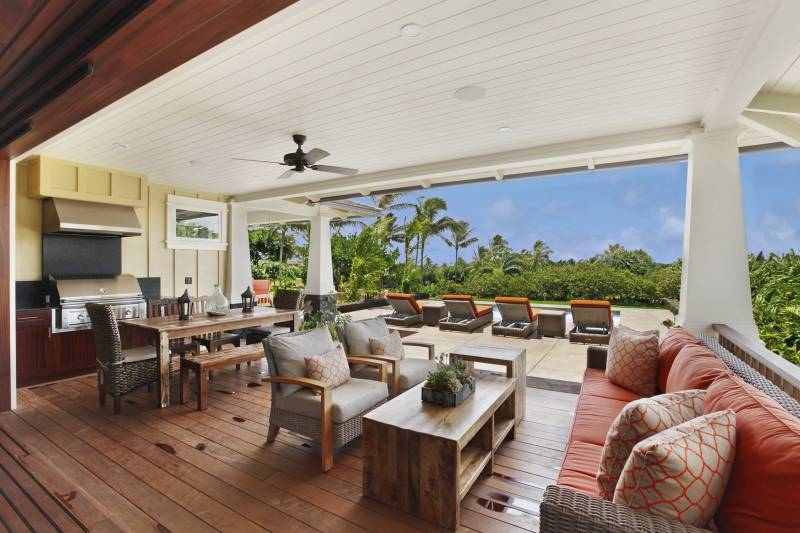 indoor outdoor living on kauai smart home
