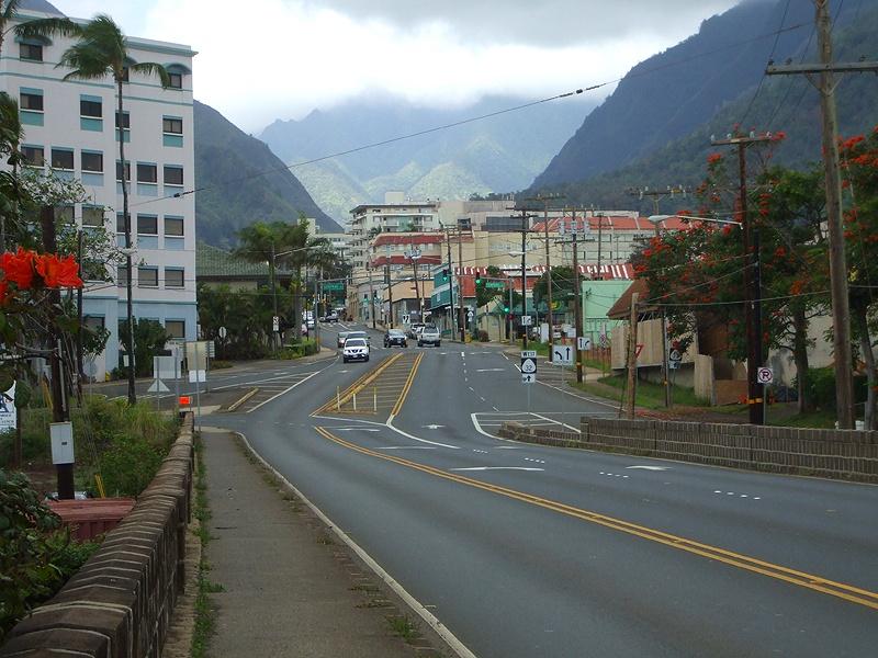 maui street
