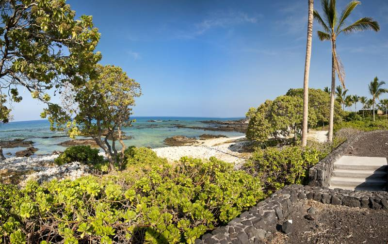 Naupaka Place - oceanfront at Waikoloa Beach Resort