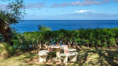 Puakea Bay Ranch oceanfront park