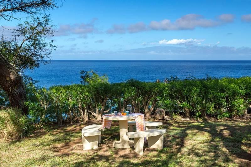 Puakea Bay Ranch oceanfront park