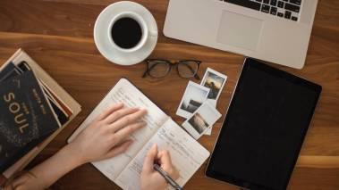 journaling for self development