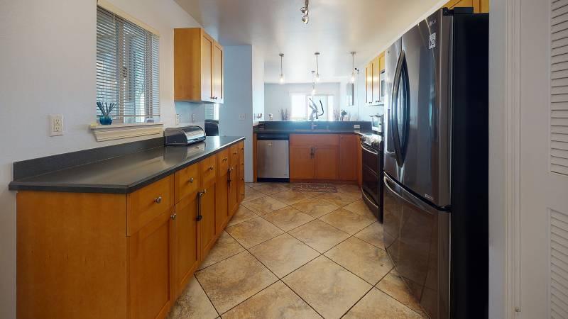 kitchen in makakilo condo for sale