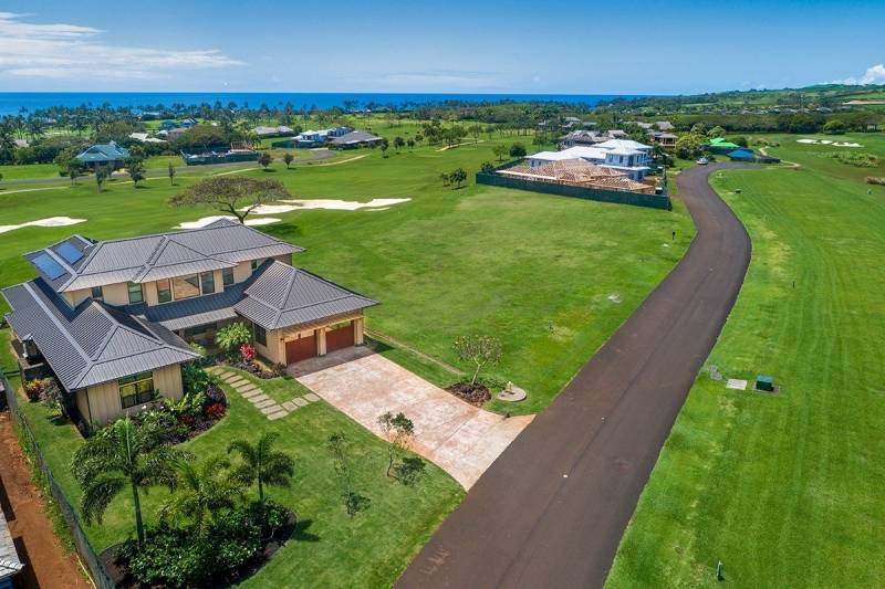 poipu golf course home for sale