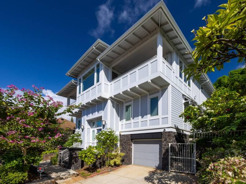 exterior home honoulu oahu for sale