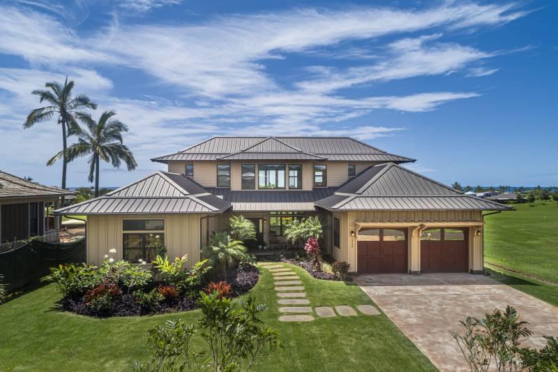 south shore kauai home for sale