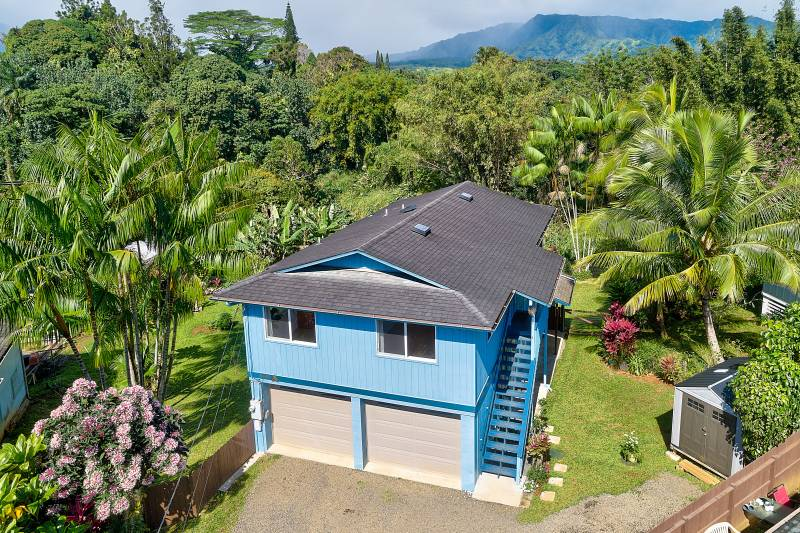 wailua homesteads kauai home for sale