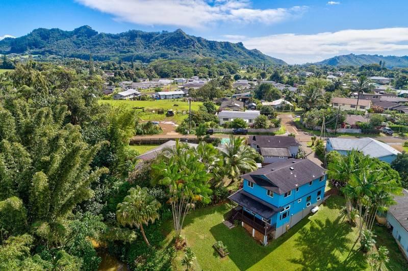 wailua homesteads home for sale