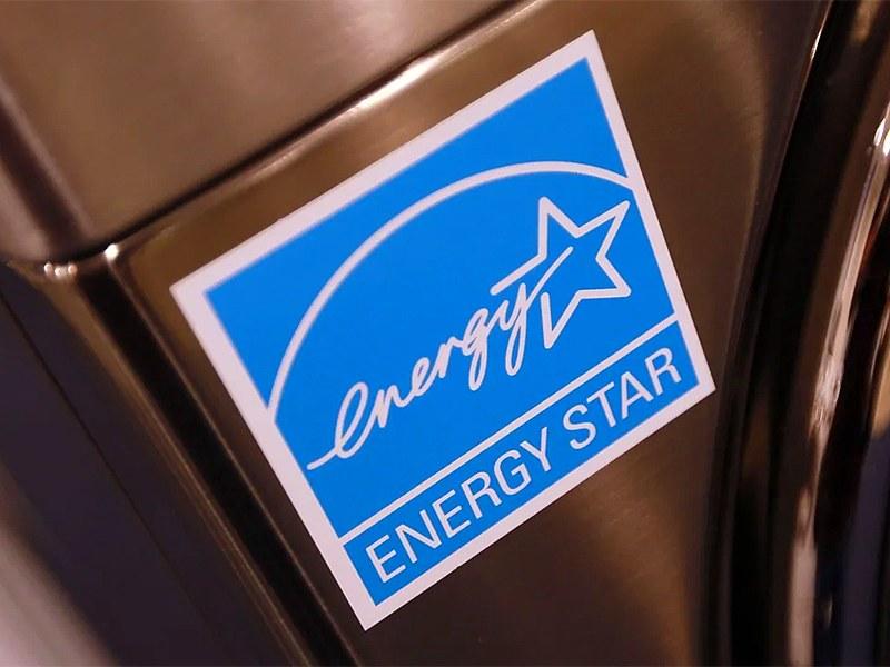 energy star energy efficient appliances