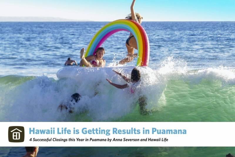 anna severson hawaii life