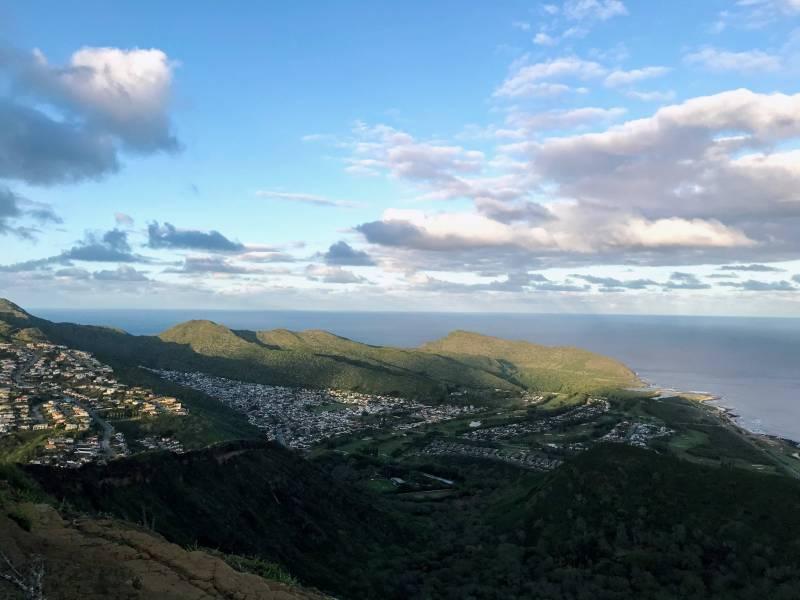 kamehame ridge in hawaii kai