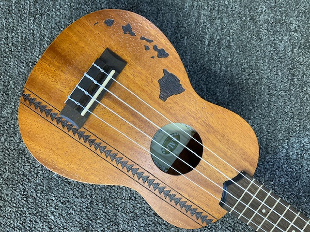 ukulele hawaii island