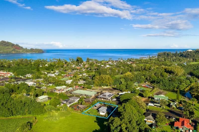 2 bedroom home in hanalei kauai
