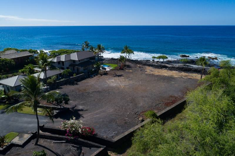 ke alohi kai oceanfront lot for sale