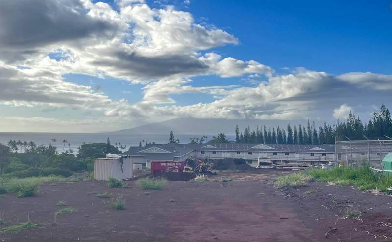 Pailolo Place Condos west maui