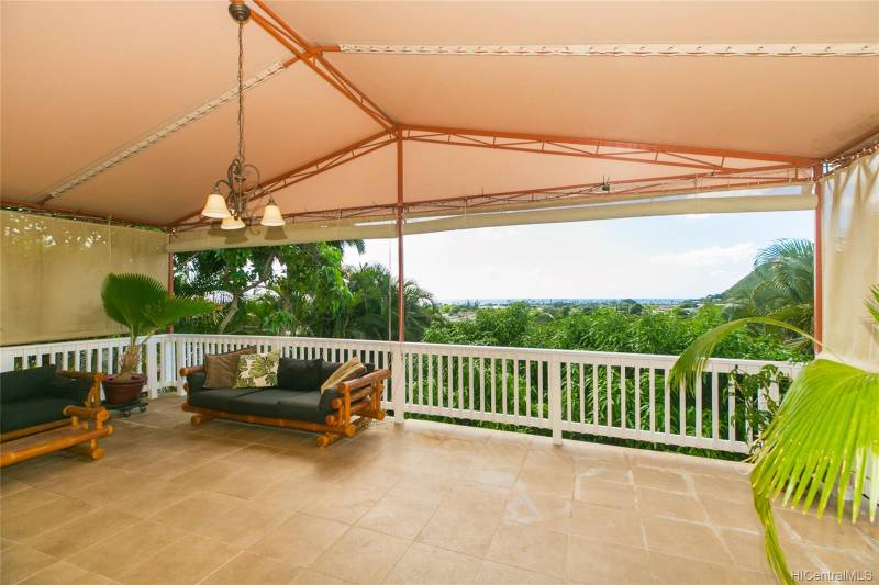 lanai in oahu hawaii home for sale