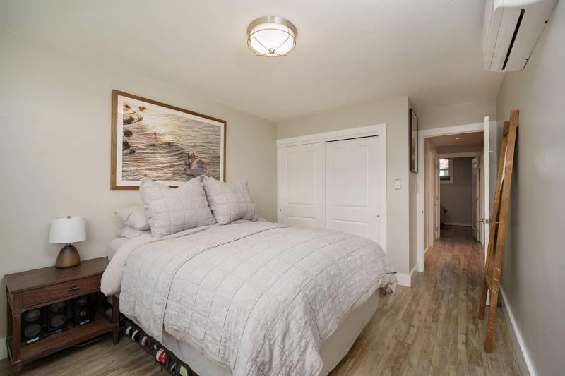 bedroom in maui condo
