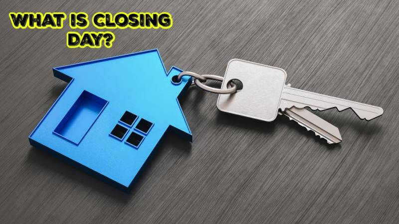 closing day keys to your new home