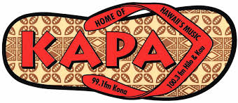 kapa 99.1 kona big island radio station