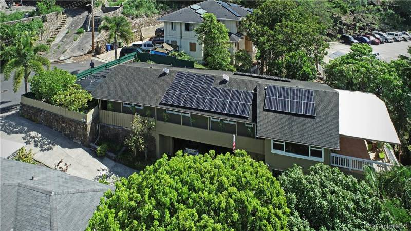 solar on oahu home