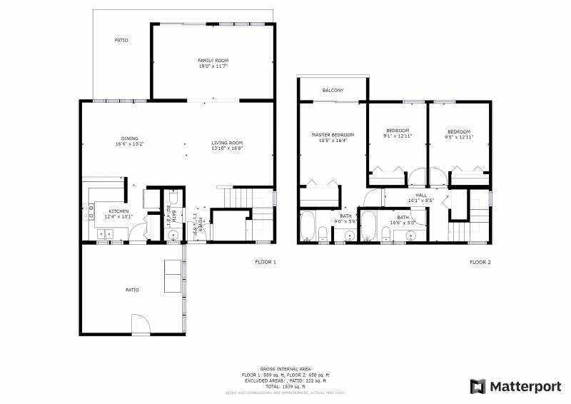 floorplan of oahu home for sale