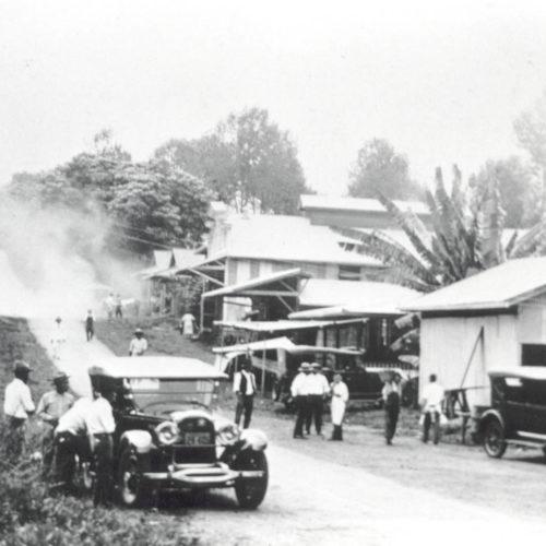 old photo of hawaii