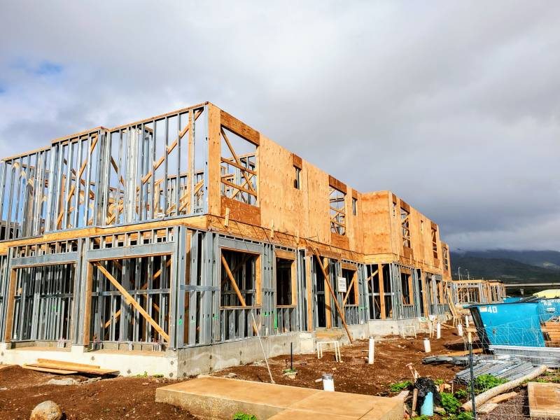 new construction on oahu