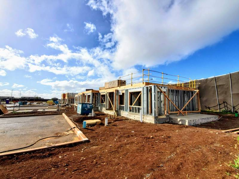 new homes for sale on oahu