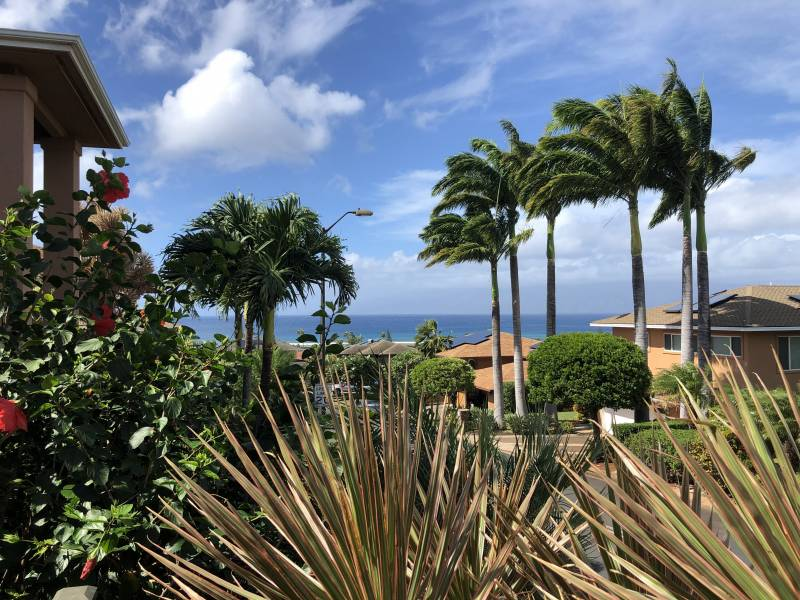 Kahana Ridge is close to the beach, dining, and shopping.