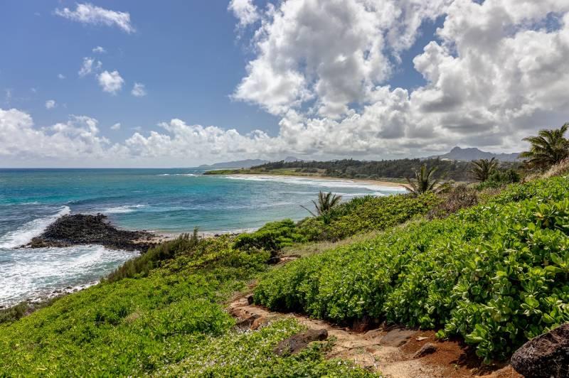 oceanfront land for sale on kauai
