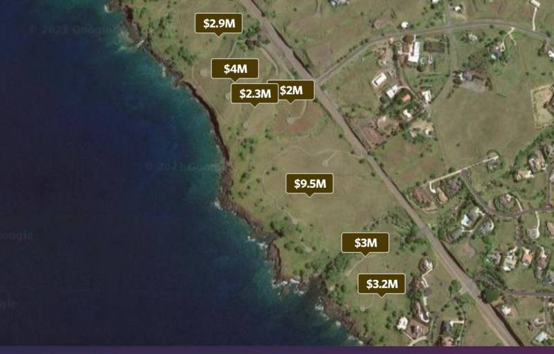 Kohala Kai lots for sale
