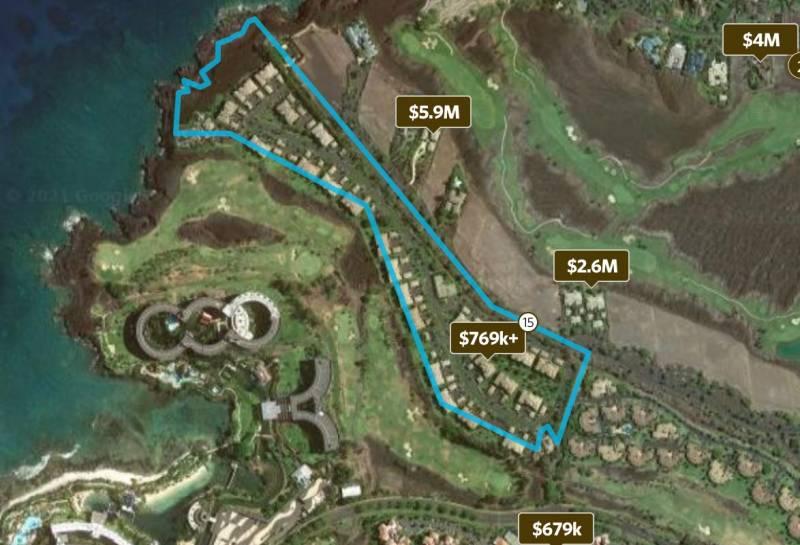 Halii Kai at Waikoloa Beach Resort condos for sale